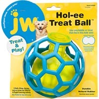 JW Pet Hol-ee Treat Ball Dog Toy 209595