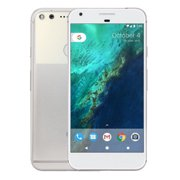 Google Pixel 128gb Very Silver - Fully Unlocked (Certified Refurbished, Good Condition)