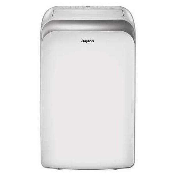 DAYTON 39EY96 12000 Btu Portable Air Conditioner, 115V