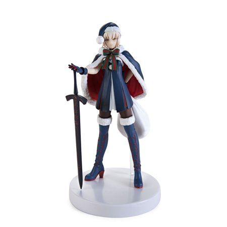 Fate Hollow Ataraxia Saber - Fate/Grand Order Saber Santa Alter Rider Ver. PVC Servant Figure