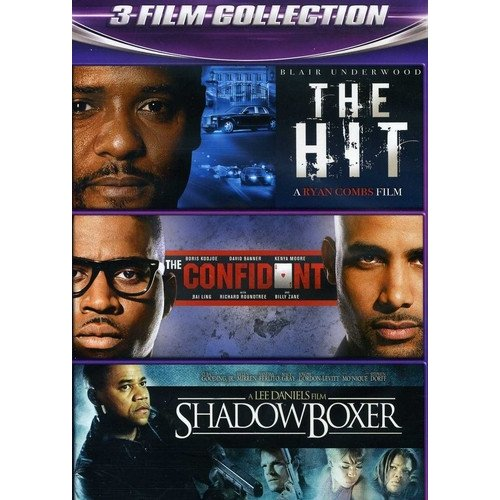 The Hit / The Confidant / Shadow Boxer (With INSTAWATCH) (Widescreen)