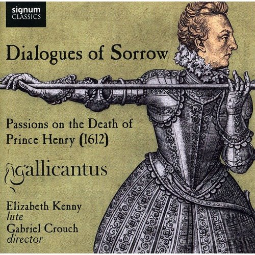 Ramsey : Dialogues Of Sorrow: Passions On The Death Of