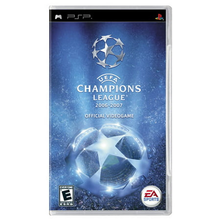 uefa champions league 2006-2007 - sony psp (Fox Sports Uefa Champions League Live Stream)
