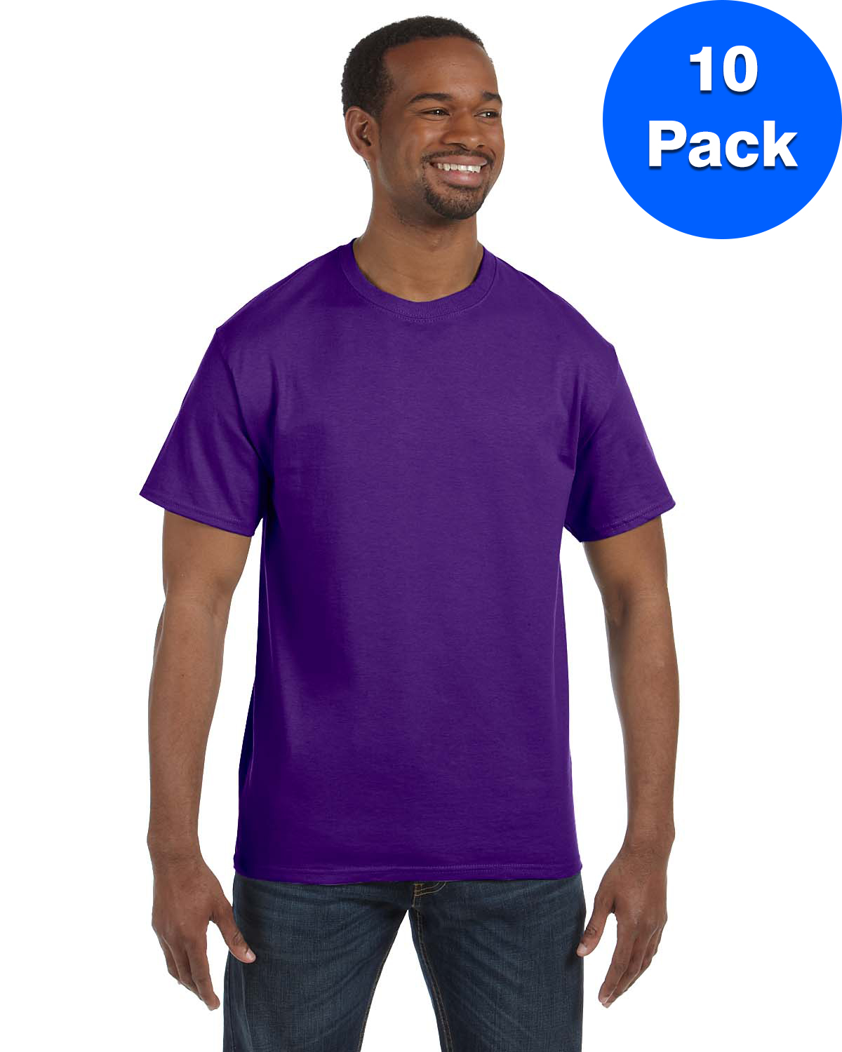 T-shirt I Tried It At Home Men/'s Purple
