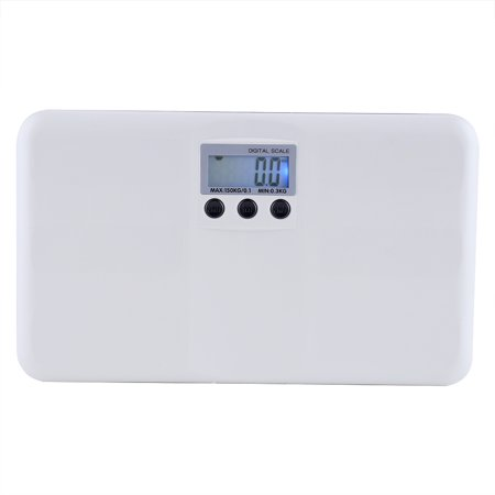 LCD Digital Electronic On/Tare Function Low Battery/Lock Alarm Baby Pet Body Weighting Scale, Electronic Scale, Digital Scales