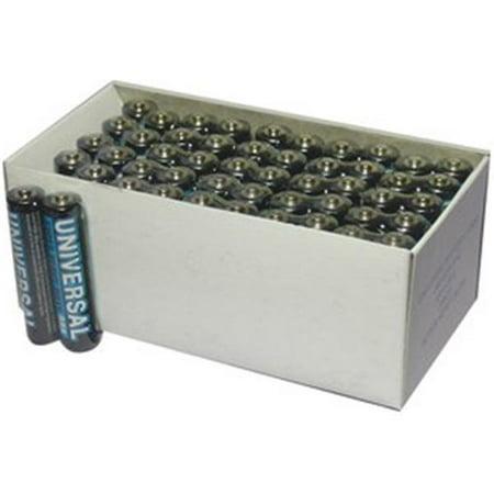 BATTERIE UNIVERSELLE D5323 D5923 Batterie ultra-r-sistante Bo-te de valeur AAA, paq. 50 - image 1 de 1