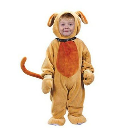 Infant Plush Puppy Costume FunWorld 9677