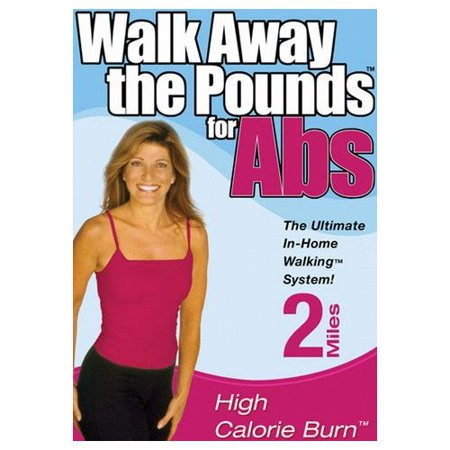 Walk Away The Pounds For Abs High Calorie Burn 2 Mile 2003