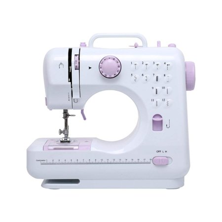 Electric Sewing Machine Portable Mini With 40 BuiltIn Stitches 40 Beauteous Mini Sewing Machine Walmart