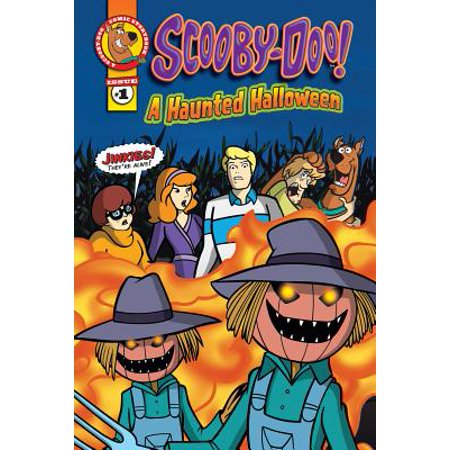 Scooby-Doo Comic Storybook #1: A Haunted Halloween : A Haunted Halloween