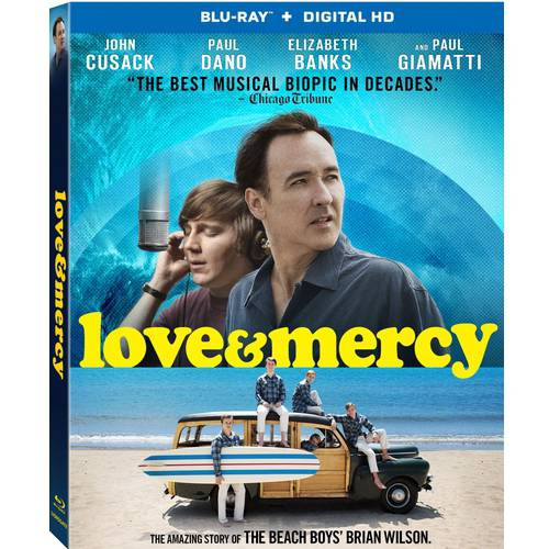 Love And Mercy (Blu-ray + Digital HD) (With INSTAWATCH)