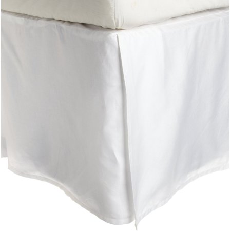 Superior 300 Thread Count Long-Staple Combed Cotton Solid Bed Skirt