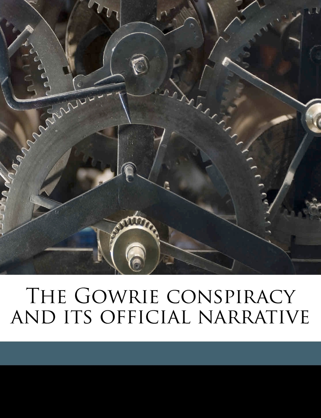 Blood of Kings: The Stuarts, the Ruthvens and the Gowrie Conspiracy
