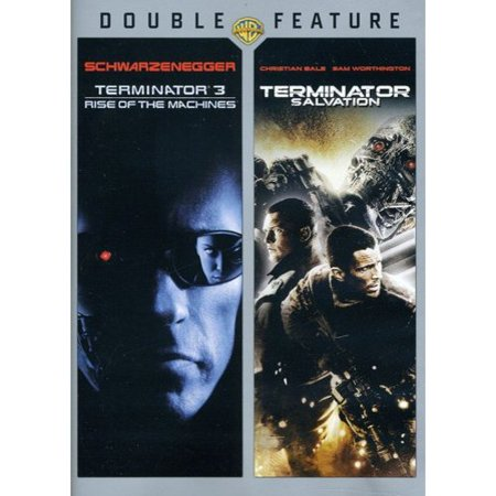 Terminator 3  Rise Of The Machines   Terminator Salvation