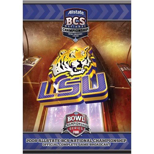 2008 Allstate BCS National Championship (DVD)