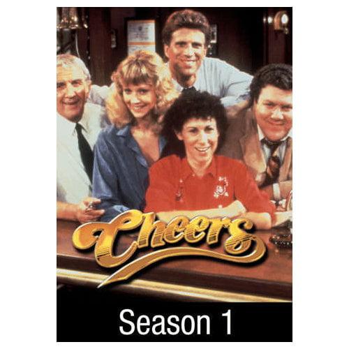 Cheers: Season 1 (1983)