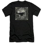 CBGB Front Door Mens Slim Fit Shirt