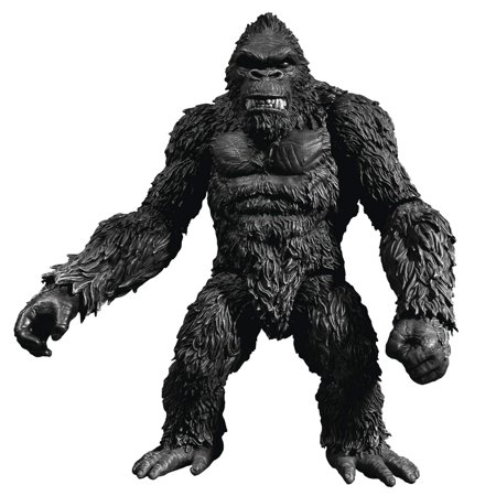 King Kong Mask (Mezco Toys King Kong of Skull Island Black & White Version 7