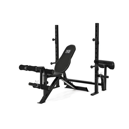Impex Marcy Pro Two Piece Olympic Weight Bench