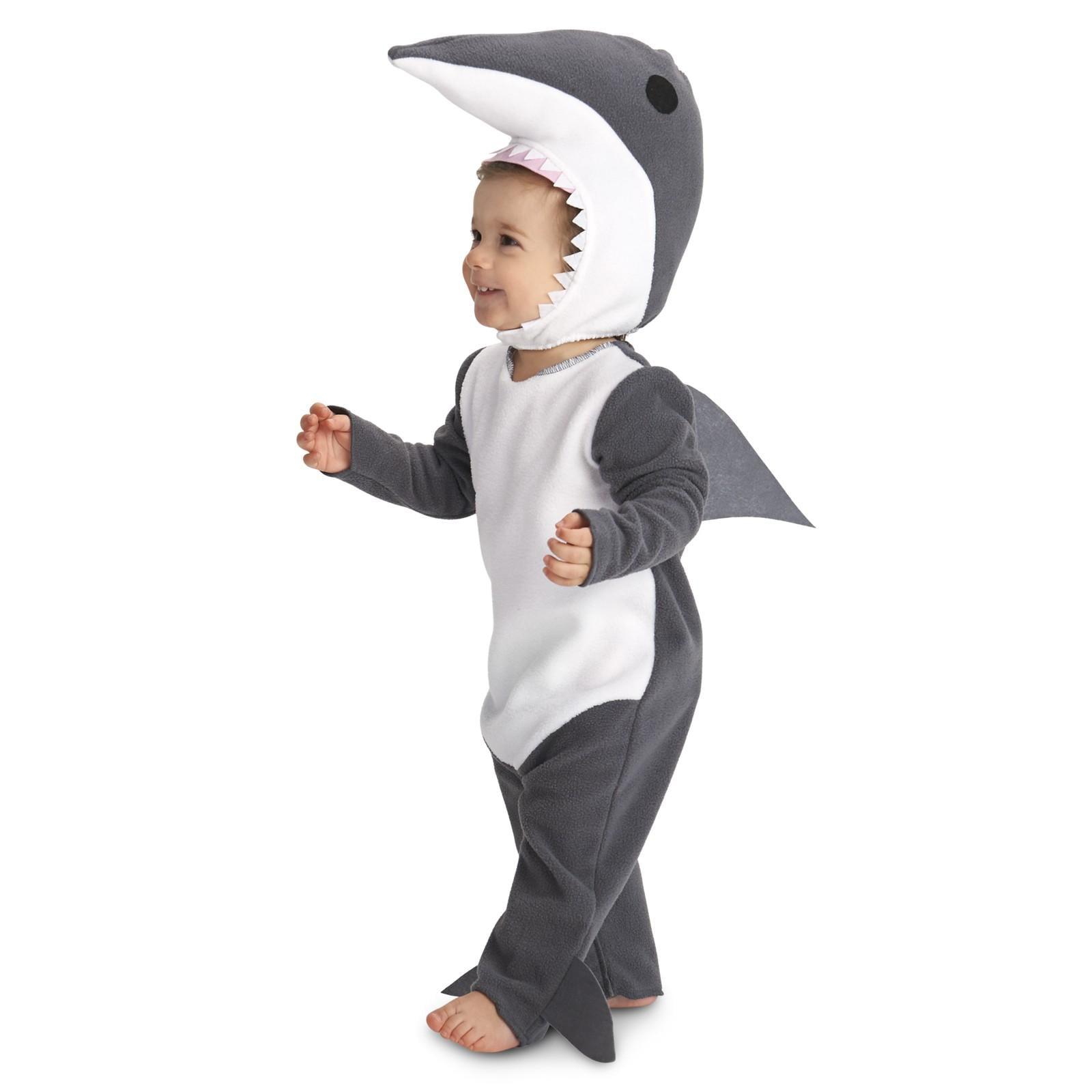 sc 1 st  Walmart & Shark Toddler Costume - Walmart.com
