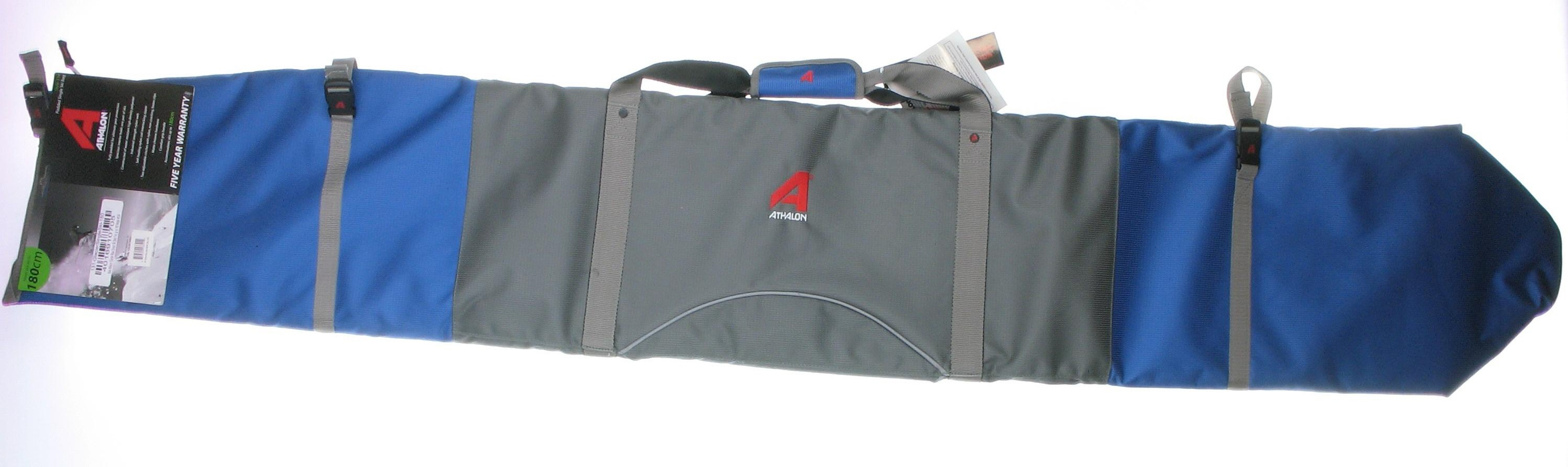New Athalon Padded Single Ski Bag by Athalon Sportgear
