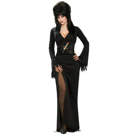 Halloween Elvira - Halloween Sensation Elvira Standard Adult Costume](Elvira Halloween Songs)