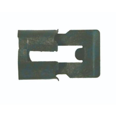 Clipsandfasteners Inc 50 Door Lock Rod Clips For GM 3998009, 9711304 1956-