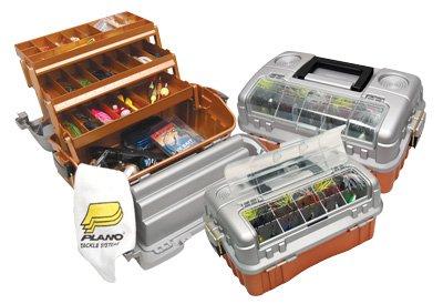 Plano Flipsider Tackle Box by Plano Molding Company