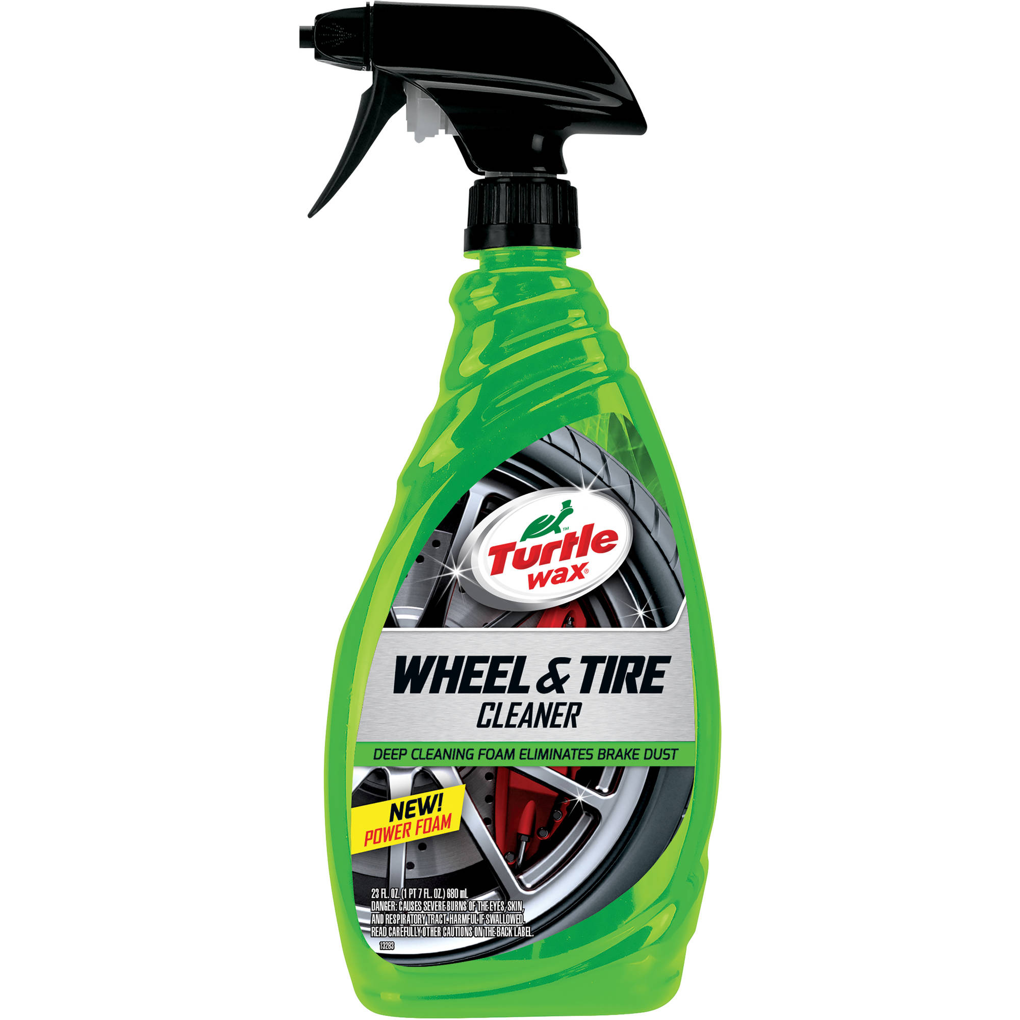 Turtle Wax T18 23OZ WHL/Tire Cleaner