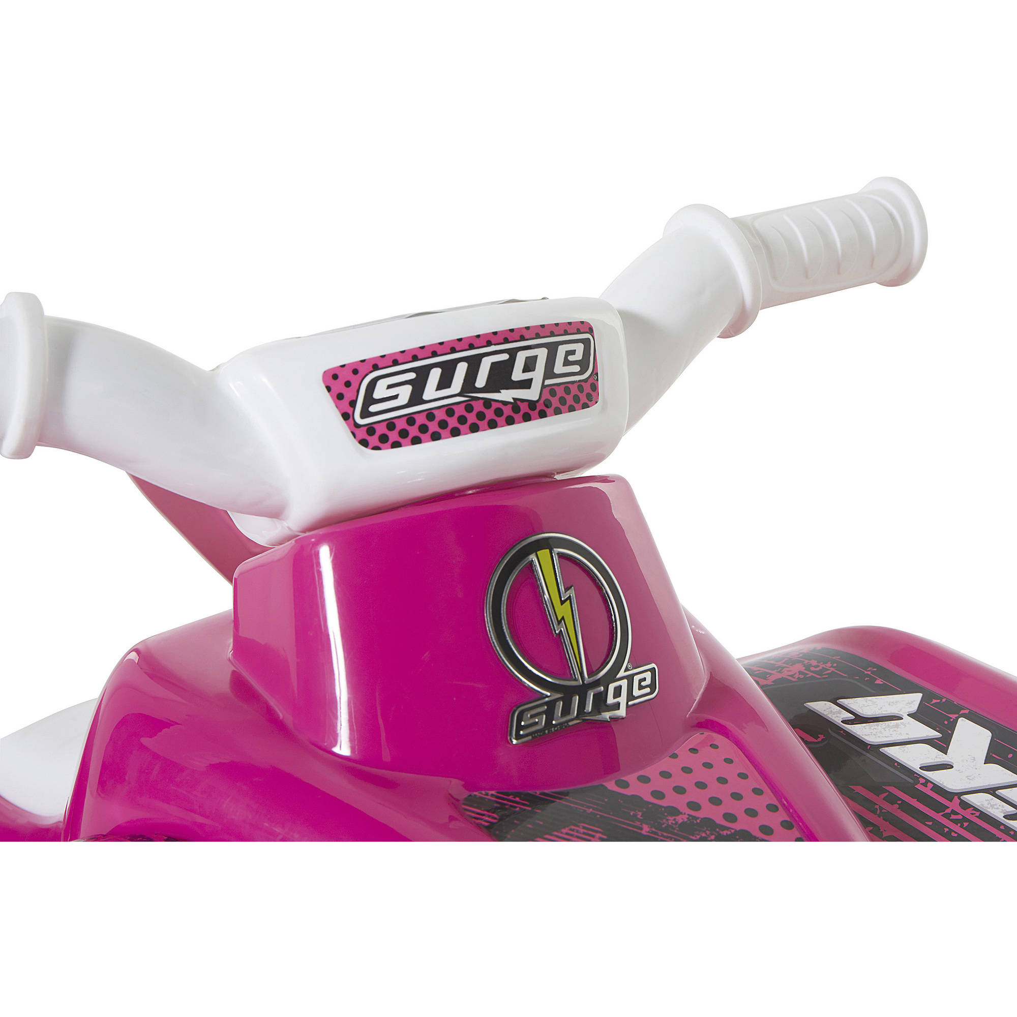 216112db32978 Surge Quad Girls  6-Volt Battery-Powered Ride-On