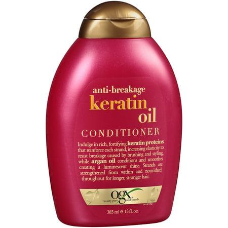 Ogx  Anti Breakage Keratin Oil Conditioner 13 Fl  Oz  Squeeze Bottle