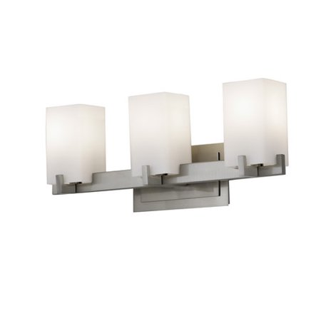 Murray Feiss VS18403 Riva 3 Light Bathroom Vanity Light ()
