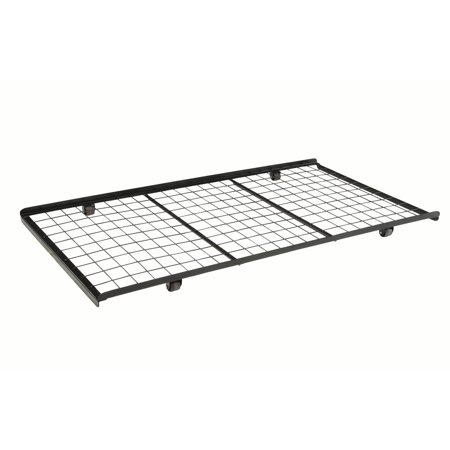 Coaster Company Traditional Trundle Bed Frame, Black - Walmart.com