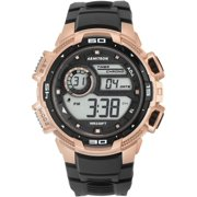 Mens Sport Rose Gold Round