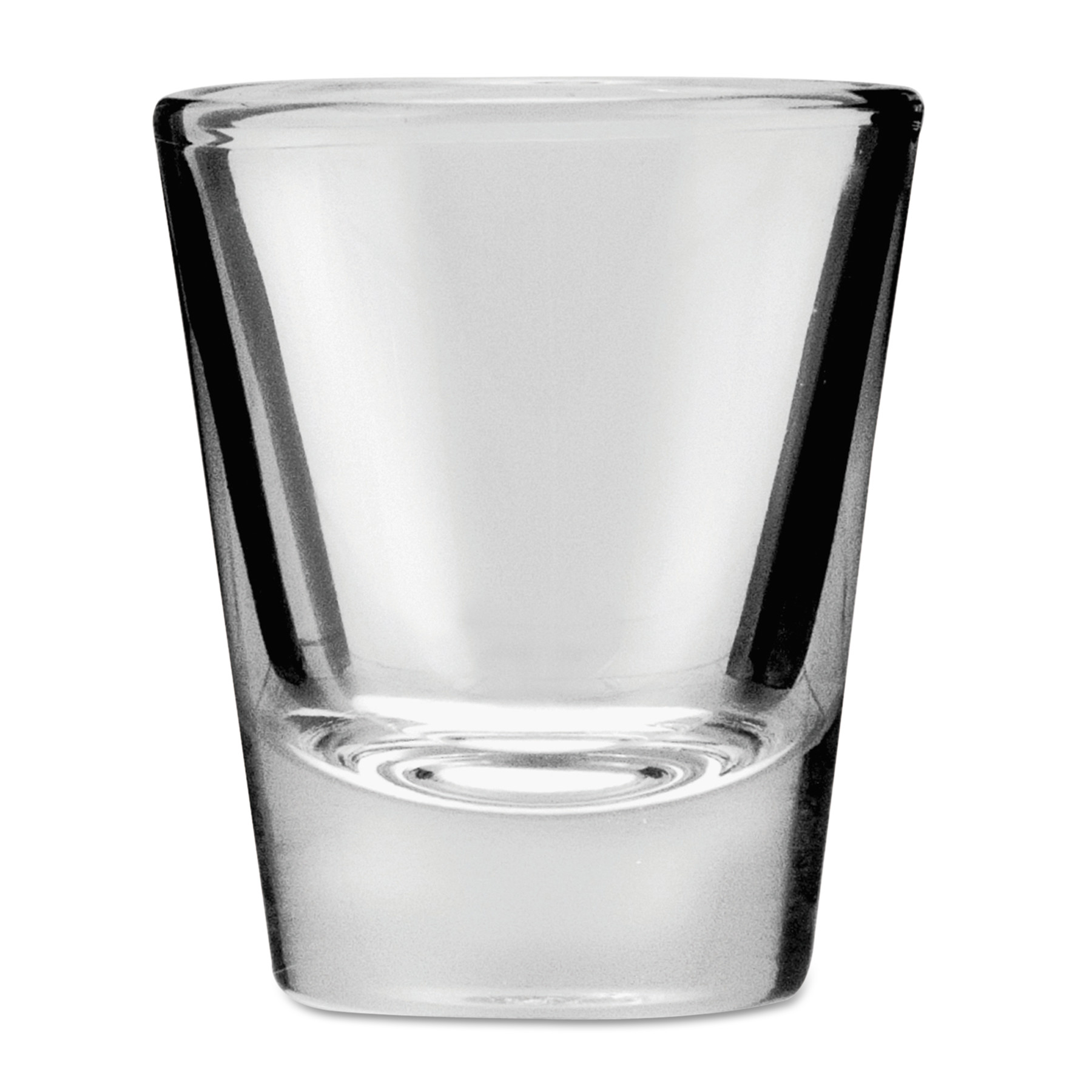 Anchor Whiskey Shot Glass, 1 1 2 oz, Clear by THE ANCHOR HOCKING COMPANY