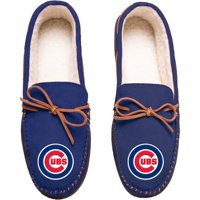 Chicago Cubs Big Logo Moccasin Slippers