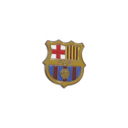 FC Barcelona Official Metal Football Crest Pin Badge - image 1 of 1
