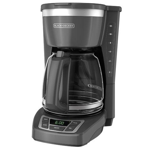 Black + Decker 12-Cup Coffee Maker
