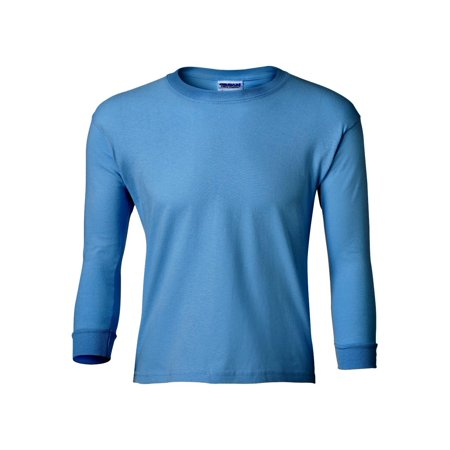 Gildan - Ultra Cotton Youth Long Sleeve T-Shirt - 2400B
