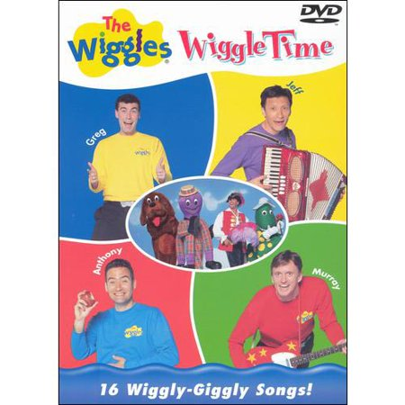 WIGGLES, THE: WIGGLE TIME [1999] (The Wiggles Greg Wants To Sing Everything)