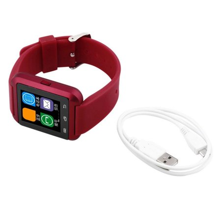 Smart Wrist Watch Phone Camera Card Mate Universal For Smart Phone - image 1 of 8