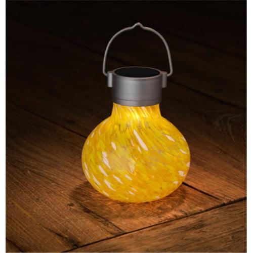 Solar Tea Lantern Mint Com, Allsop Home And Garden Solar Tea Lantern
