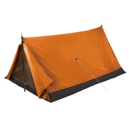 Stansport Scout 2-Person Backpack Tent - Orange