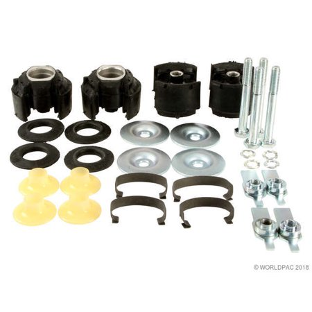 Meyle W0133-1617482 Suspension Subframe Bushing Kit for Mercedes-Benz Models Mercedes Subframe Bushing