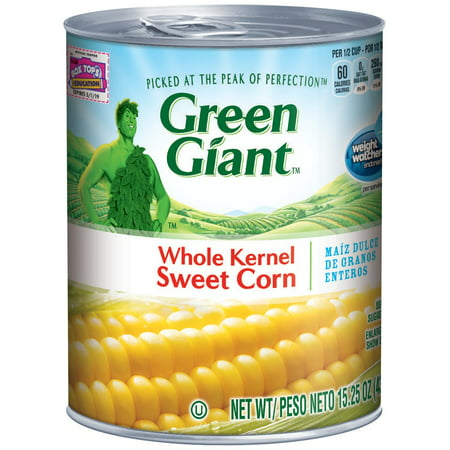 Giant Foods - (6 Pack) Green Giant Whole Kernel Sweet Corn, 15.25 Oz