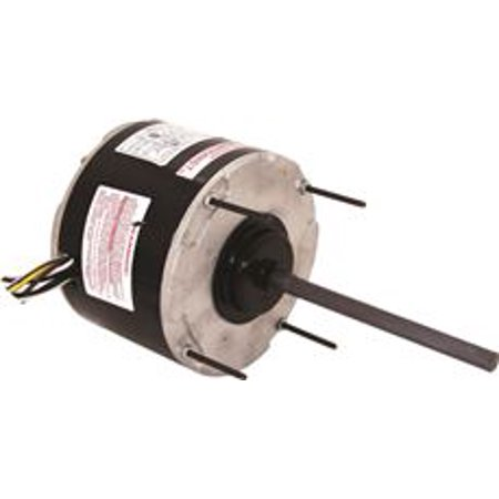 Century Condenser Fan And Heat Pump Psc Motor, 208 / 230 Volts, 1.9 Amps, 1/4 Hp, 1,075 Rpm