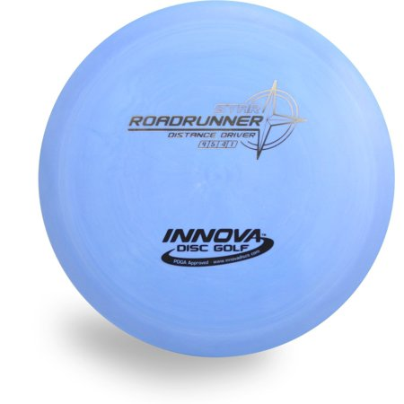 Star Roadrunner, 170-175 grams, Understable Distance Driver By Innova