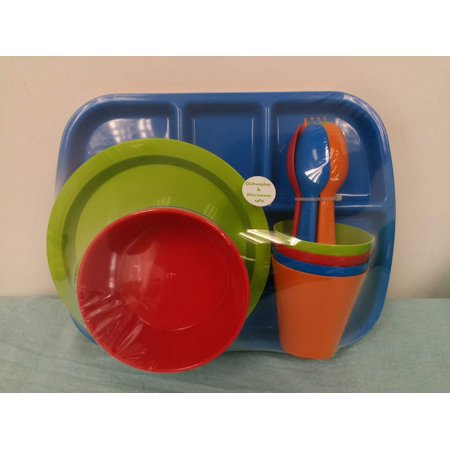 Mainstays Boy Dinnerware Set