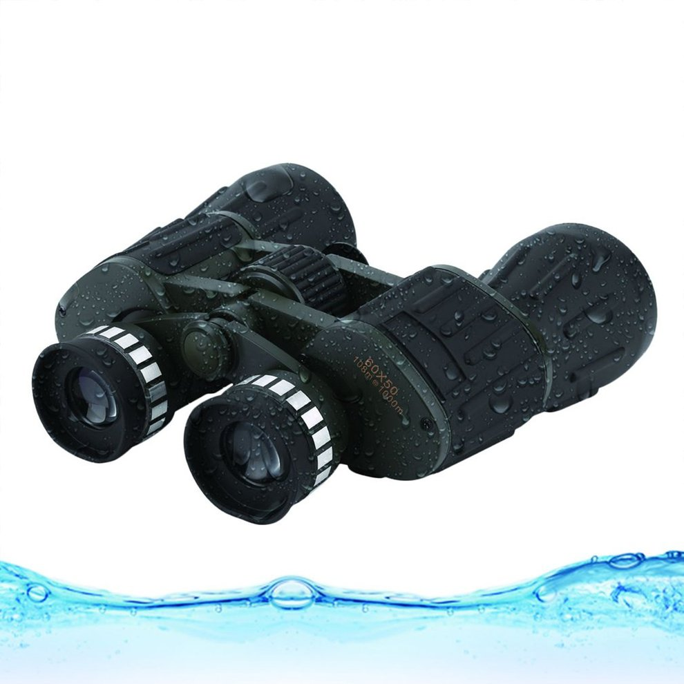 Day And Night Magnification Telescope 60x50 Military Army Zoom Binoculars Wide-Angle Hunting Camping Telescope