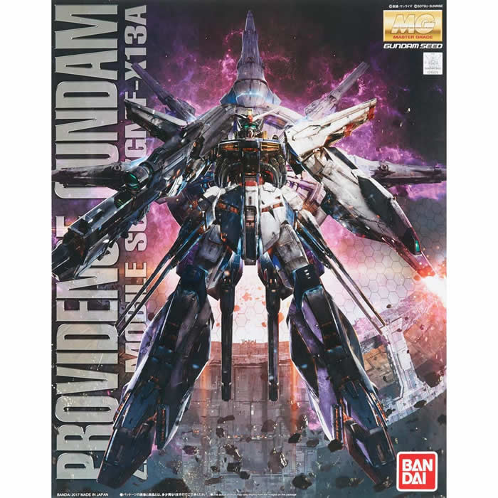 Model Kit Gundam Seed MG Providence 1 100 Scale ban215629 by Bandai